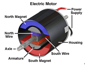 Where to buy existing ferrite magnets in arc shape?